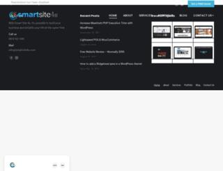 bushessentials.smartsite4u.com screenshot