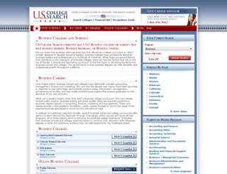 business-administration-careers.com screenshot