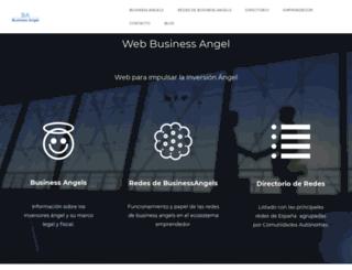 business-angel.es screenshot