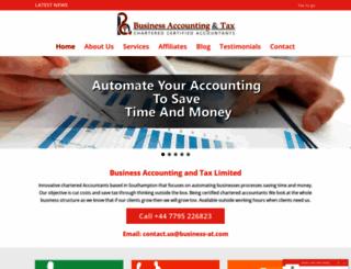 business-at.com screenshot