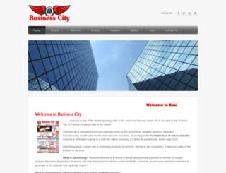 business-city.weebly.com screenshot