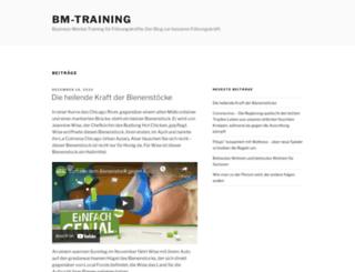 business-mentaltrainer.eu screenshot