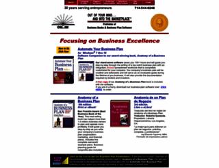 business-plan.com screenshot