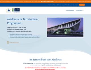 business-school.co.at screenshot