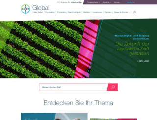 business-services.bayer.de screenshot
