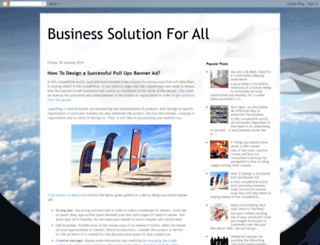 business-solution-for-all.blogspot.in screenshot