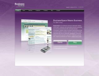 business-space.org screenshot