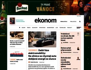 business-spotlight.ihned.cz screenshot