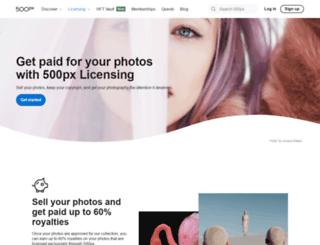 business-stock-photos.com screenshot