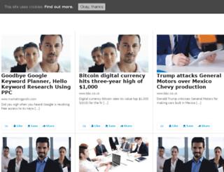 business-talks.com screenshot