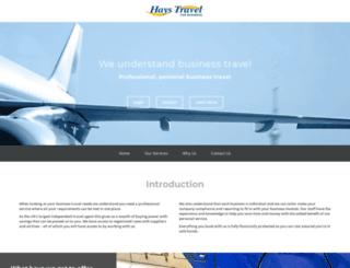 business-travel.net screenshot