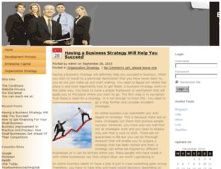 business-vitals.com screenshot