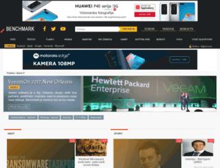 business.benchmark.rs screenshot