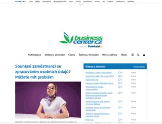 business.center.cz screenshot