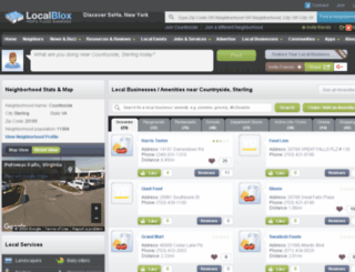 business.localblox.com screenshot