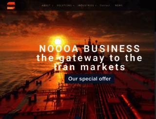 business.noooa.com screenshot