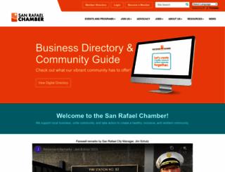 business.srchamber.com screenshot