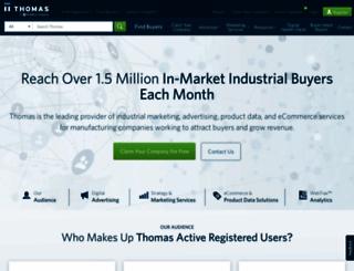 business.thomasnet.com screenshot