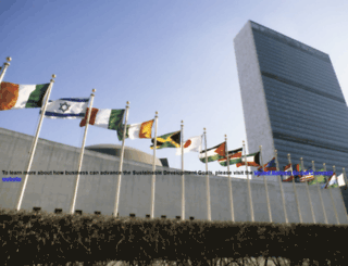 business.un.org screenshot
