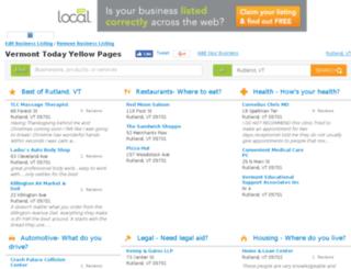 business.vermonttoday.com screenshot