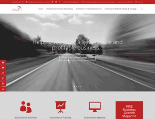 businessaccelerator.org.uk screenshot