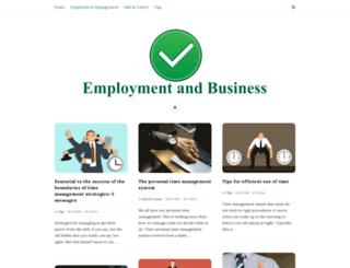 businessactionsteps.com screenshot