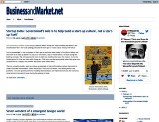 businessandmarket.net screenshot