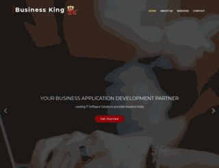 businessapplicationking.com screenshot
