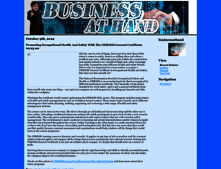 businessathand.insanejournal.com screenshot