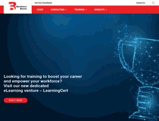 businessbeam.com screenshot