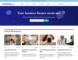 businessbee.com screenshot