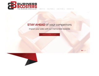 businessboosters.com.my screenshot