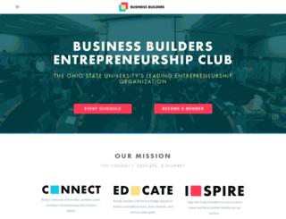 businessbuildersclub.org screenshot
