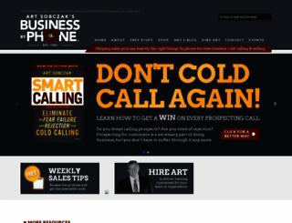 businessbyphone.com screenshot