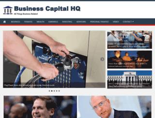 businesscapitalhq.com screenshot