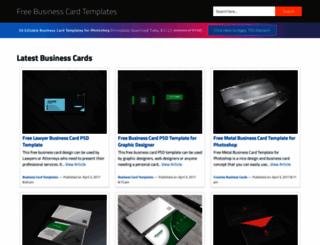 businesscards.business screenshot