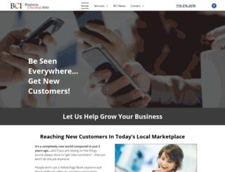 businesscheckup.biz screenshot