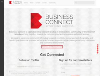 businessconnect.je screenshot