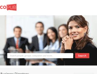 businessdb.com screenshot