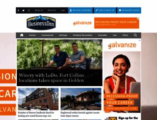 businessden.com screenshot
