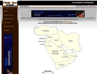 businessdirectorymiddleeast.com screenshot