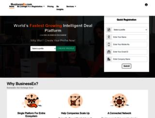 businessex.com screenshot