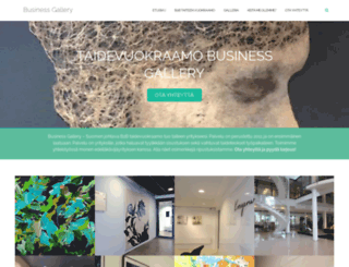 businessgallery.fi screenshot