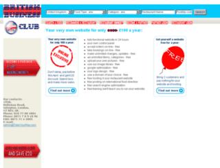 businessincubator.pro screenshot