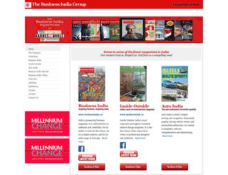 businessindiagroup.com screenshot