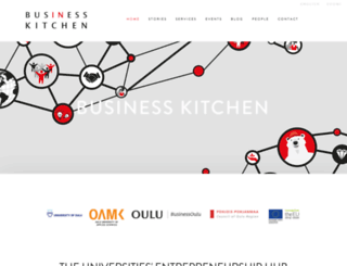 businesskitchen.fi screenshot