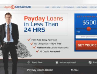 businessleasesloans.com screenshot