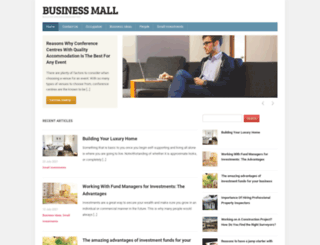 businessmall.com.au screenshot