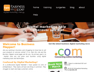businessmapper.co.uk screenshot