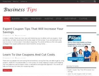 businessmar.info screenshot